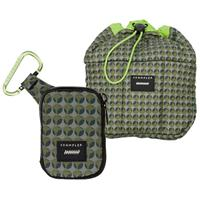 Adorama - Crumpler The Haven (Small) Camera Pouch Crumpler The Haven Camera Pouch - Limited Edition - Olive Dot/Snot Green