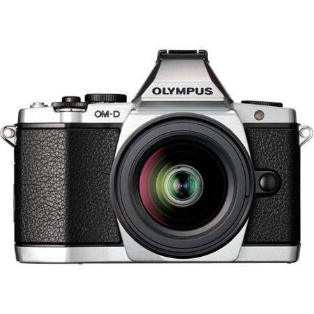 Adorama - Olympus OM-D E-M5 Digital Camera