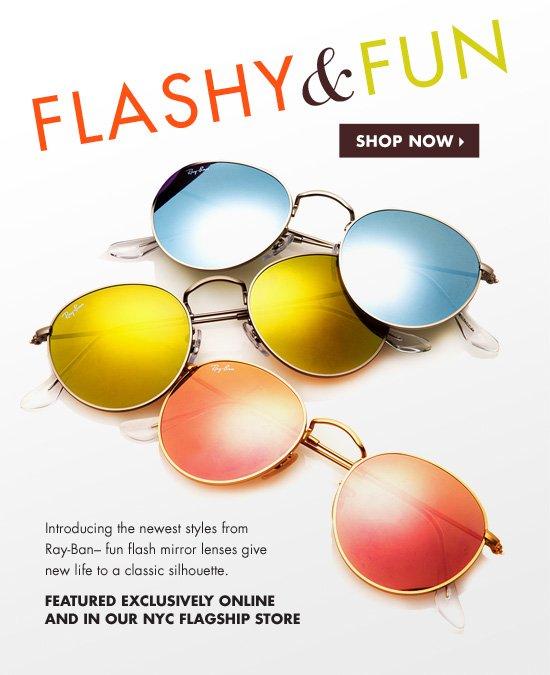FLASHY & FUN