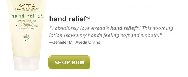 hand relief.. shop now.