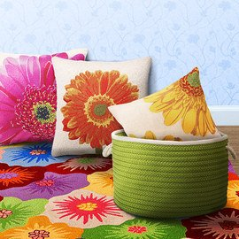 Floral Textiles Collection
