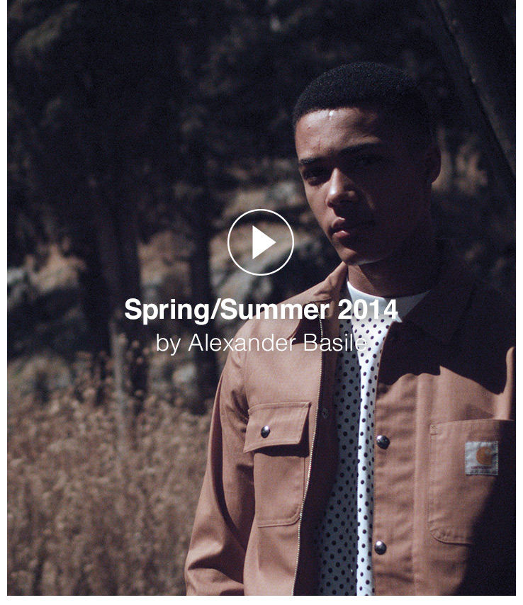 NEON-ENDING: A Movie by Alexander Basile for Carhartt WIP