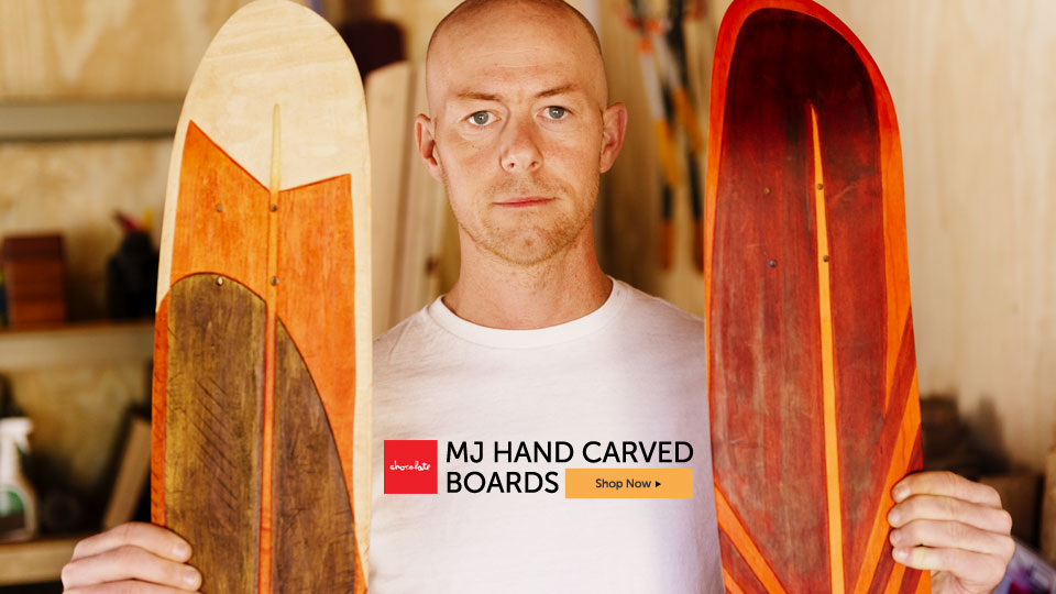 MJ Hand Carved Boards Series