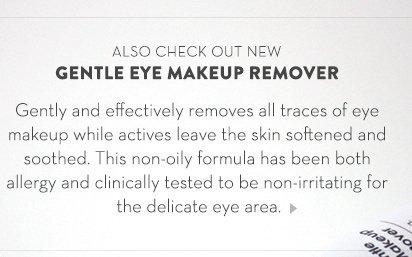 Gentle Eye Makeup Remover