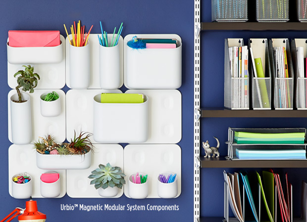 Urbio  Magnetic Modular System Components »