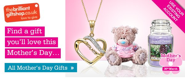Brillant Gift Shop-Find a gift you'll this Mother's Day