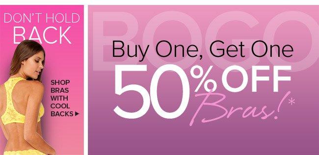 BOGO 50% Off - See Details