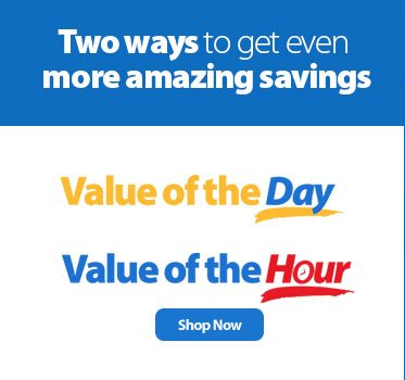 Value of the Day Shop Now