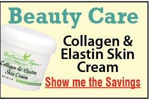 Beauty Care - Collagen and Elastin Skin Cream - Click Here