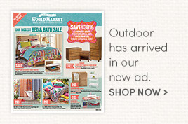 Outdoor has arrived in our new ad.