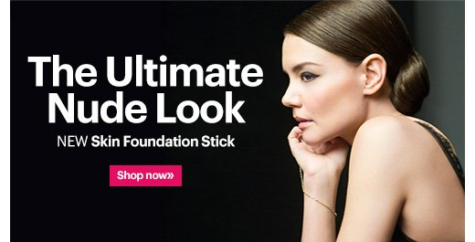 The Ultimate Nude Look New Skin Foundation Stick »