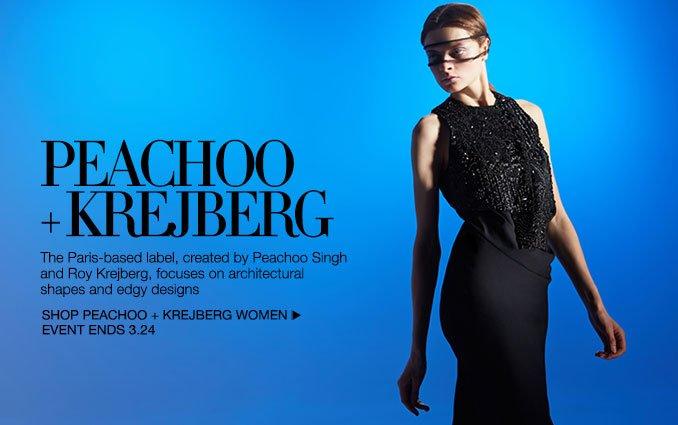 Shop Peachoo + Krejberg - Ladies