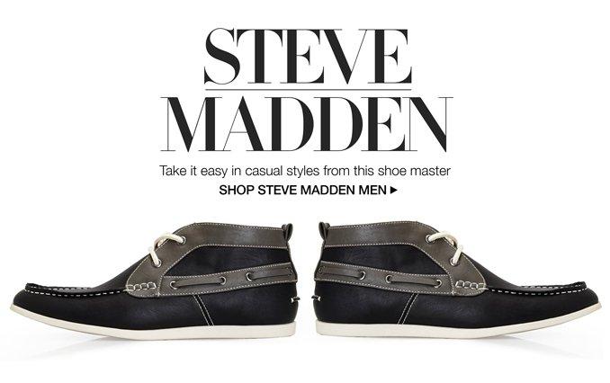 Shop Steve Madden Casual Shoes - Men