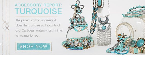 Shop Turquoise Accessories