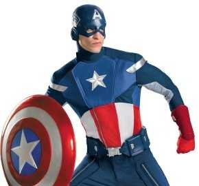 Captain America Elite