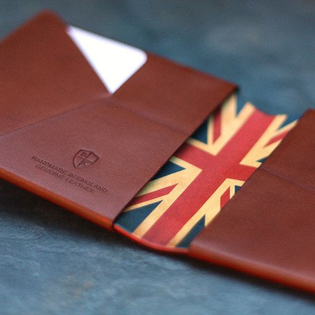 Union Flag // Chestnut