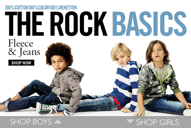 Fleece and Jeans for boys, priced just right!