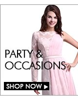 PARTY & OCCASIONS SHOP NOW>