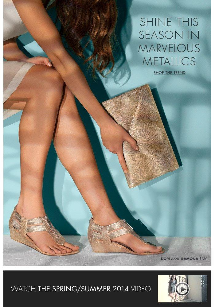 Must-Have Metallics