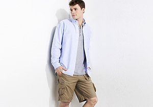 Full Spring Ahead: Shorts & Shirts