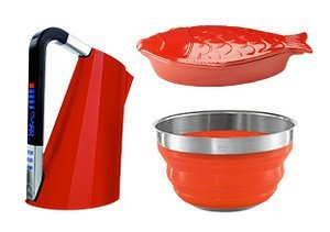 The Red Kitchen: Cookware & More