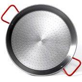 Traditional Paella Pan for 8
