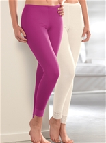 Feminine Touch Long Pants Twin Pack