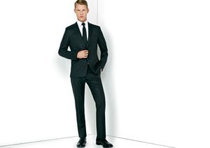 In the Navy: Suits & Sportcoats