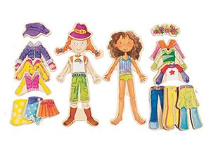 Mini Designer: Dress-Up Dolls & More