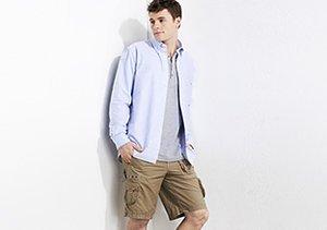 Full Spring Ahead: Shorts & Shirts