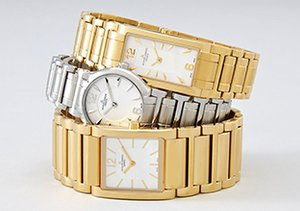 Gorgeously Gilded: Watches