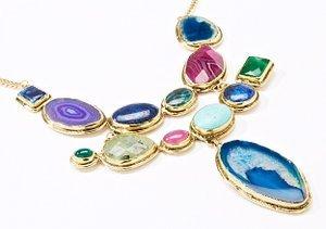 Rock Candy: Geode & Gem Jewelry