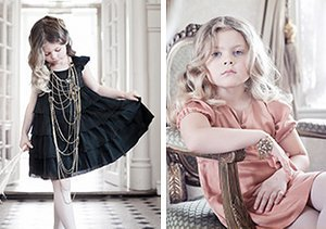 The Dressed-Up Girl: Dresses & More