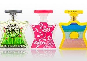 Spring Scents: Designer Fragrance
