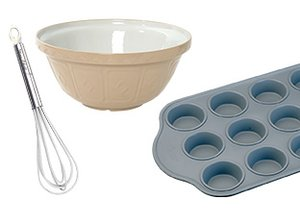 Get Your Bake On: Bowls, Pans & More
