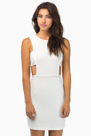 Crossed Out Dress $42