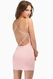 Cradle Back Dress $39
