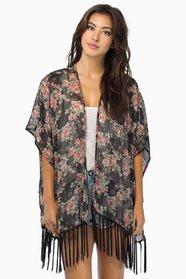 Petal To The Fleur Kimono  $53