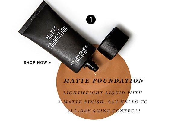 Matte Fundation