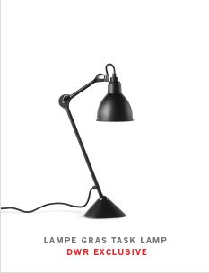LAMPE GRAS TASK LAMP DWR EXCLUSIVE