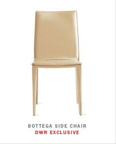 BOTTEGA ARMCHAIR DWR EXCLUSIVE