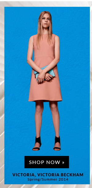 The best of SS14 from Victoria Beckham