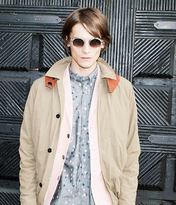 PAUL SMITH JEANS: SPRING LAYERING