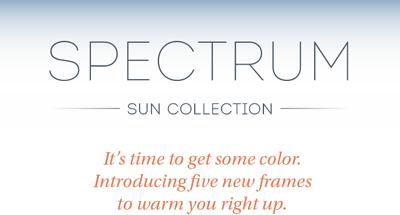 Spectrum Sun Collection Logo
