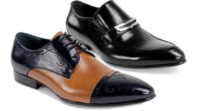 European Men's Leather Loafers by Zota