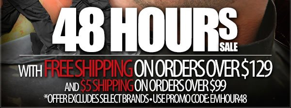 20 percent Off Sitewide | Free Shipping on Orders Over 129 | 5 dollars Shipping on Orders Over 99