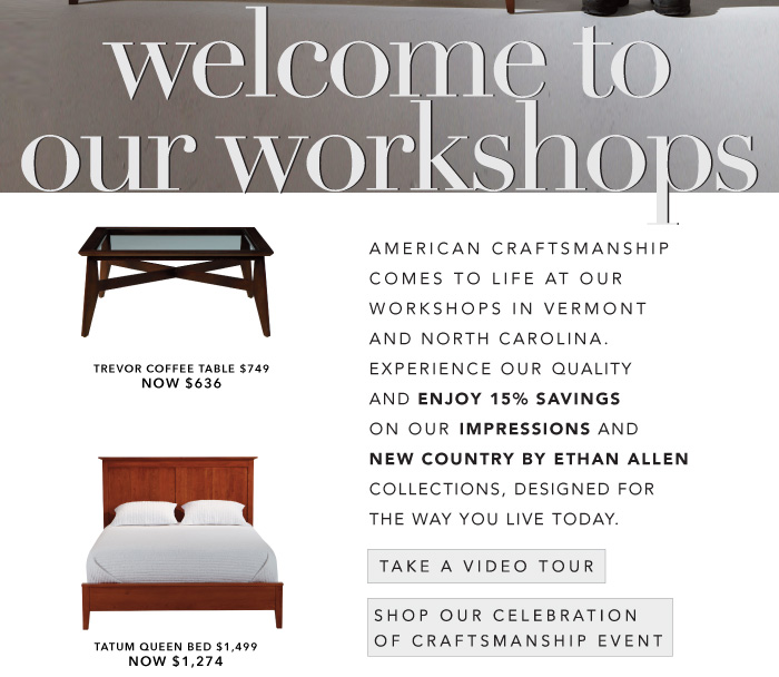 American made; 15% off