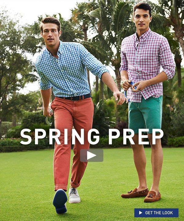 Spring Prep