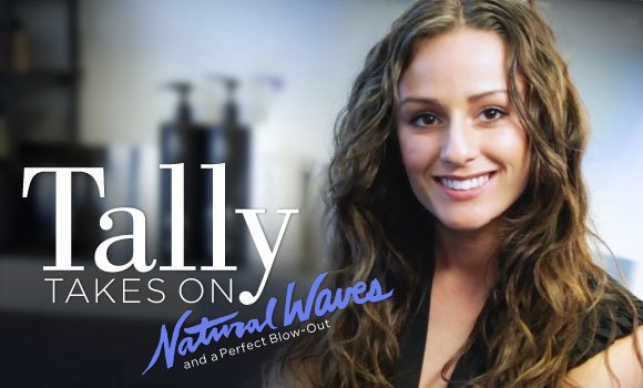 Tally Takes on Natural Waves and a Perfect Blow-Out