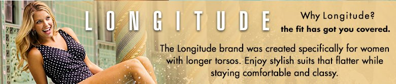 Longitude the fit has got you covered.